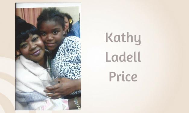 Kathy Ladell Price of Paris