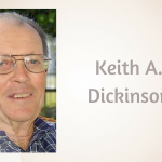 Keith A. Dickinson of Paris