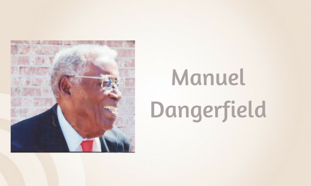 Manuel Dangerfield of Paris
