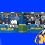 Two North Lamar Seniors to Play College Football
