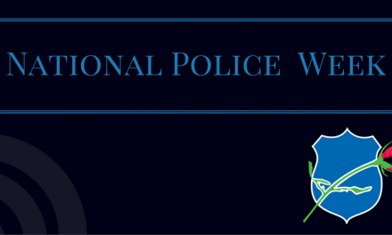 National Police Week Service at Bywaters Park
