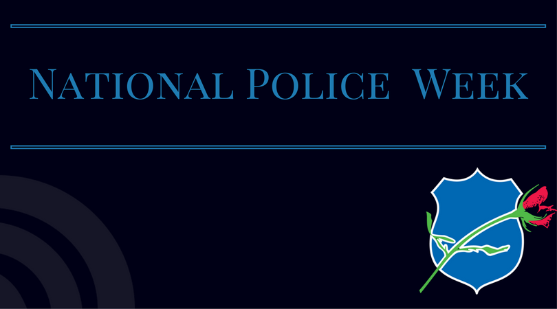 National Police Week May 14 - May 20 | eParis Extra