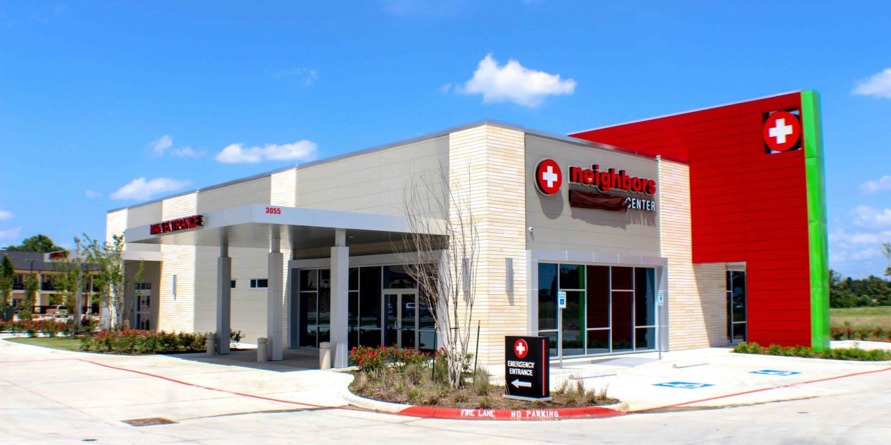 Newest Neighbors Emergency Center to Open in Paris, TX