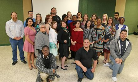 PTK Honor Society holds spring induction at PJC