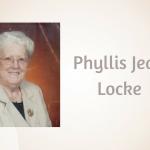 Phyllis Jean Locke of Paris