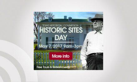 Historical Sites Day at Sam Rayburn House on Sunday