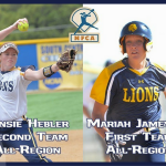 TAMUC: Hebler, Jameyson named to NFCA All-Region Teams, first in program history
