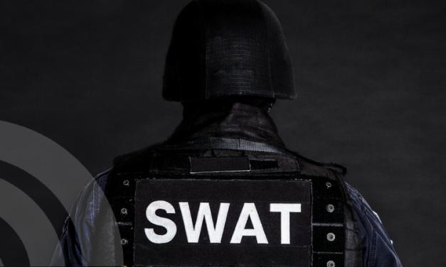 Threat of Self-Harm Results in SWAT team on Scene
