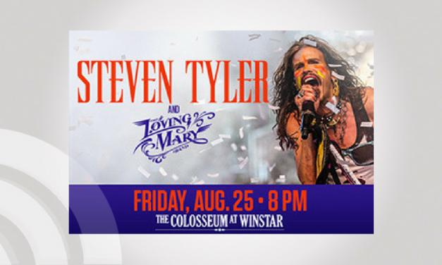Steven Tyler & the Loving Mary Band at the Colosseum at Winstar