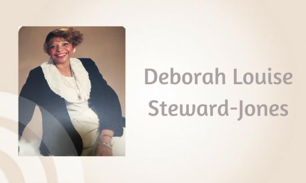 Deborah Louise Steward-Jones