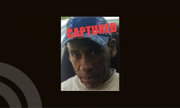Texas fugitive captured in Baton Rouge, LA.