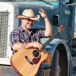 Songwriter Steve Douthit Performs at Bonham Creative Arts Center
