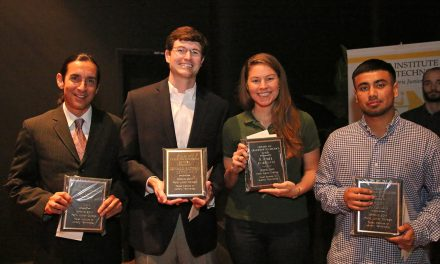 Paris Junior College's Texas Institute of Jewelry Technology holds awards ceremony