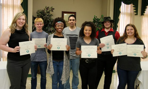 PJC holds Creative Writing Awards Ceremony