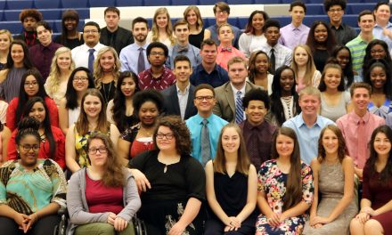 Paris High School Seniors Named Texas Scholars