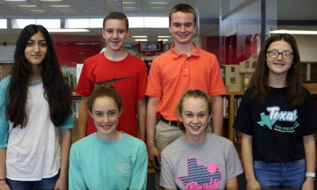 Paris ISD students recognized by Duke University  for outstanding test scores