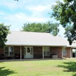 Brick family home on .73 acres in Fannin County