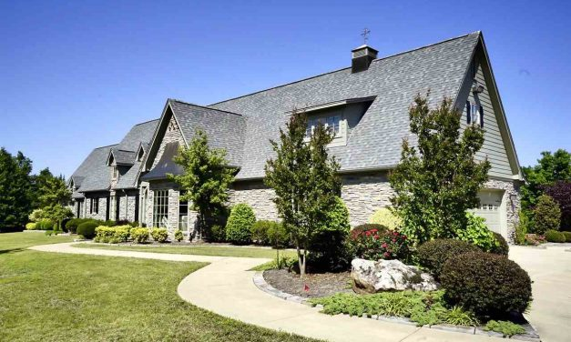Fabulous home on 9.78 acres for sale