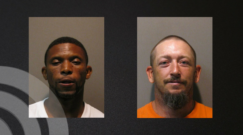 Warrants Lead to Two Arrests Over the Weekend