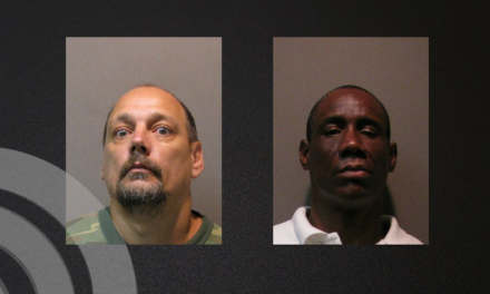 Two in Jail after being found with Outstanding Warrants