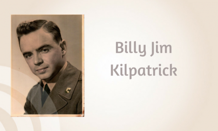 Billy Jim Kilpatrick of Paris