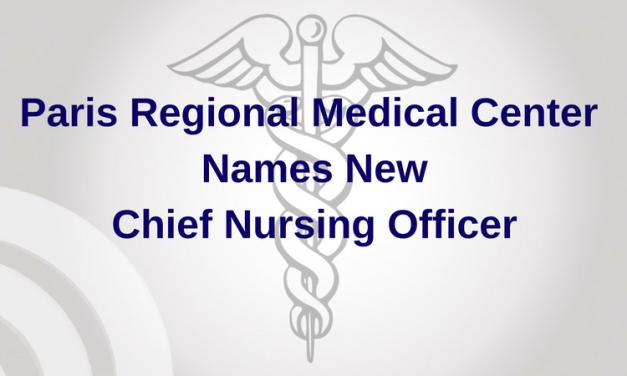 PRMC names new Chief Nursing Officer