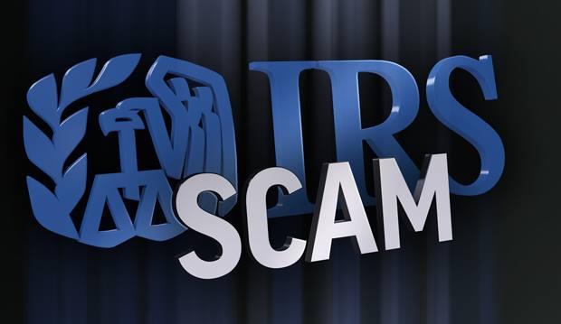 Paris PD investigate new IRS phone scam