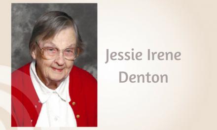 Jessie Irene Denton