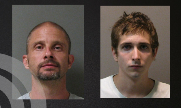 Two arrested for warrants over the weekend