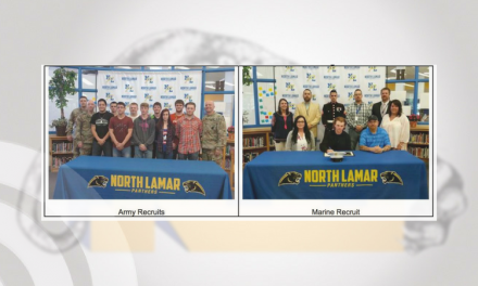 NLHS students answer call of duty to join US Armed Forces