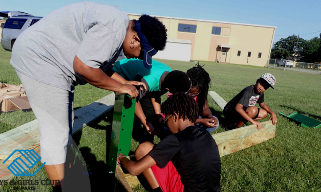 Local Kids Lead Science Camp for Peers at Boys & Girls Club