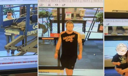 Four Suspected of Theft at Local Retail Store