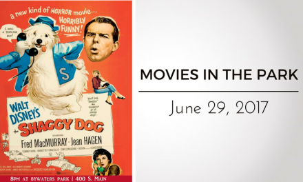 """Movies in the Park presents """"The Shaggy Dog"""" This Thursday"""