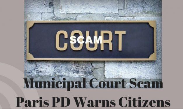Municipal Court Scam