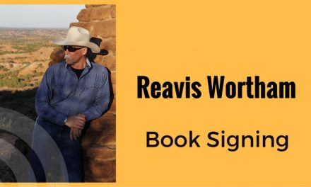 Author of the Red River Mystery Series, Reavis Z. Wortham to have book signing on Saturday