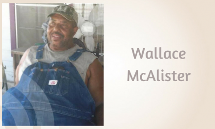 Wallace McAlister of Detroit