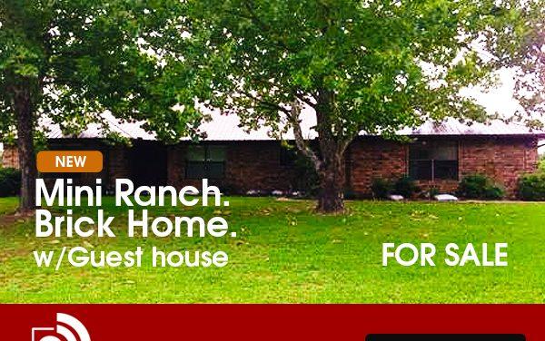 Ten Acre Ranch For Sale
