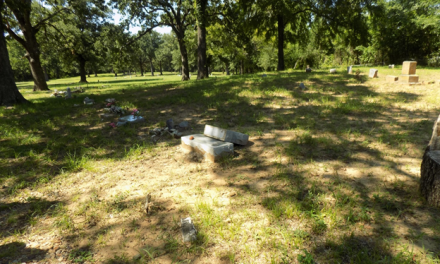 Police investigating damaged headstones at local cemetery