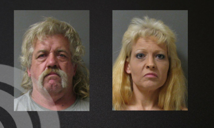 Two arrested after traffic stop over the weekend