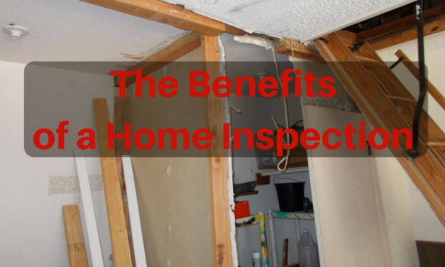 What are the benefits of a home inspection?