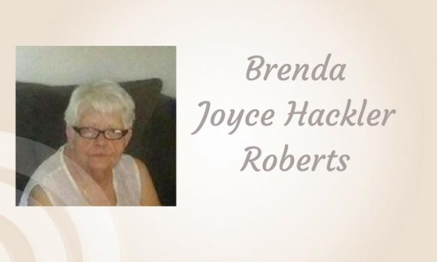 Brenda Joyce Hackler Roberts