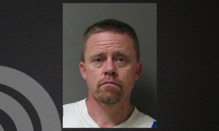 Evading Arrest, Meth, and a Warrant