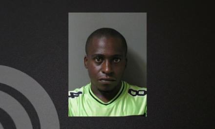 Police arrest man on go kart for possession