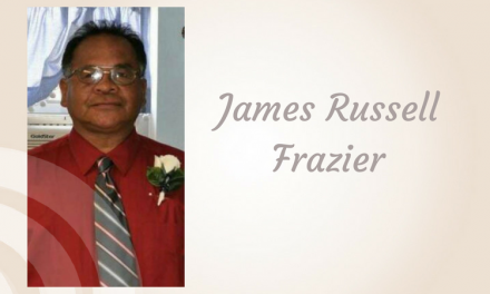 James Russell Frazier of Grand Saline