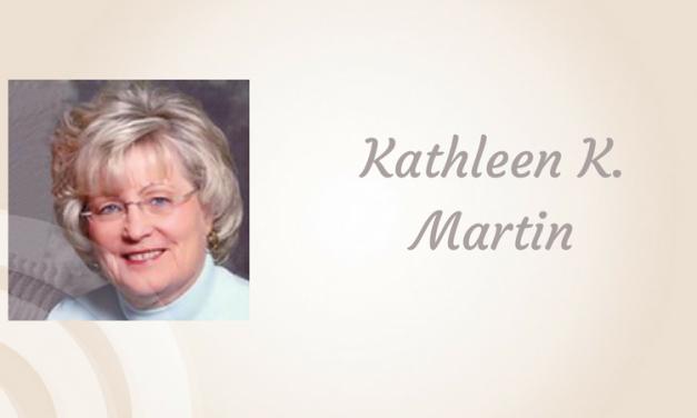 Kathleen K. Martin of Sumner