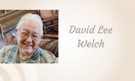 David Lee Welch   Bright-Holland Funeral Home