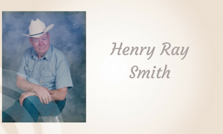 Henry Ray Smith of Sumner
