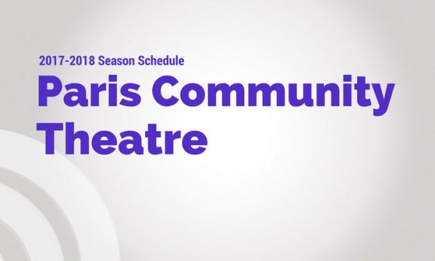 PCT Announces the 2017-2018 Season Schedule