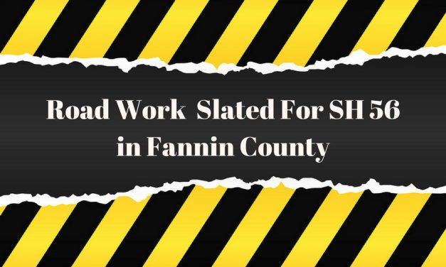 Erosion Repairs Slated for SH 56 at Bois D' Arc Creek in Fannin County