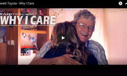 Why I Care presented by Everett Toyota